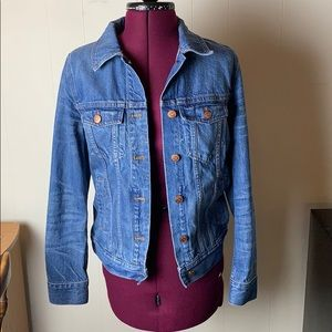 Madewell Jean Jacket Size Small